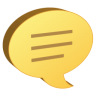 96x96px size png icon of Comments