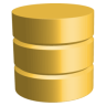 96x96px size png icon of Database Active