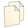 96x96px size png icon of File Copy