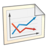 96x96px size png icon of Line Chart