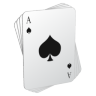 96x96px size png icon of Poker