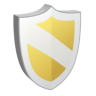 96x96px size png icon of Protect Yellow