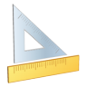 96x96px size png icon of Rulers