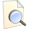 96x96px size png icon of Search File