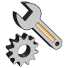 96x96px size png icon of Tools