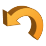 96x96px size png icon of Undo