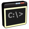 96x96px size png icon of Window Command Line