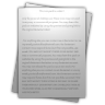 96x96px size png icon of Filetype Document