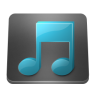 96x96px size png icon of Filetype Music