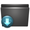 96x96px size png icon of Folder Downloads