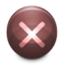 96x96px size png icon of Notice Error