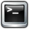 96x96px size png icon of Mac Terminal