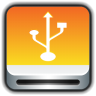 96x96px size png icon of Removable Drive USB