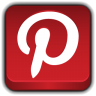 96x96px size png icon of Social Network Pinterest