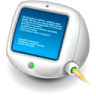 96x96px size png icon of Computer Connected