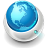 96x96px size png icon of Globe Network
