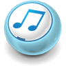 96x96px size png icon of Music
