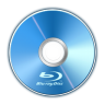 96x96px size png icon of bluray disc