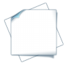 96x96px size png icon of document empty