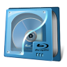 96x96px size png icon of drive bluray
