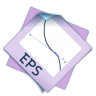 96x96px size png icon of filetype eps