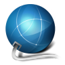 96x96px size png icon of network internet