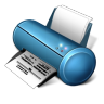 96x96px size png icon of printer