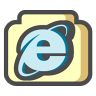 96x96px size png icon of Activex cache