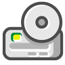 96x96px size png icon of Cd rom driver