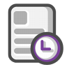 96x96px size png icon of My recent documents