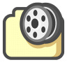 96x96px size png icon of My videos