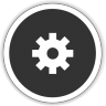 96x96px size png icon of application default