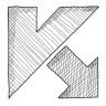 96x96px size png icon of Kaspersky