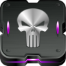 96x96px size png icon of punisher