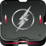 96x96px size png icon of the flash