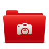 96x96px size png icon of Folder Photos