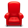 96x96px size png icon of Front Row
