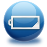 96x96px size png icon of battery empty