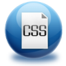 96x96px size png icon of file CSS
