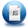 96x96px size png icon of file JavaScript
