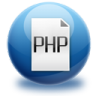 96x96px size png icon of file PHP