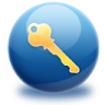 96x96px size png icon of key