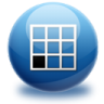96x96px size png icon of left bottom