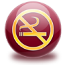 96x96px size png icon of no smoking