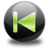 96x96px size png icon of previous track