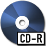 96x96px size png icon of CD R