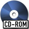 96x96px size png icon of CD Rom