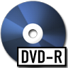 96x96px size png icon of DVD R