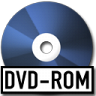 96x96px size png icon of DVD Rom