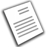 96x96px size png icon of Default Document